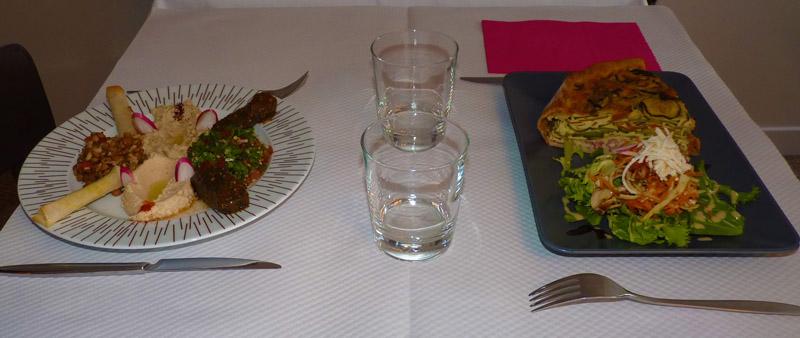 Chez Camille et Margaux, restaurant Les Vitrines de Lamballe