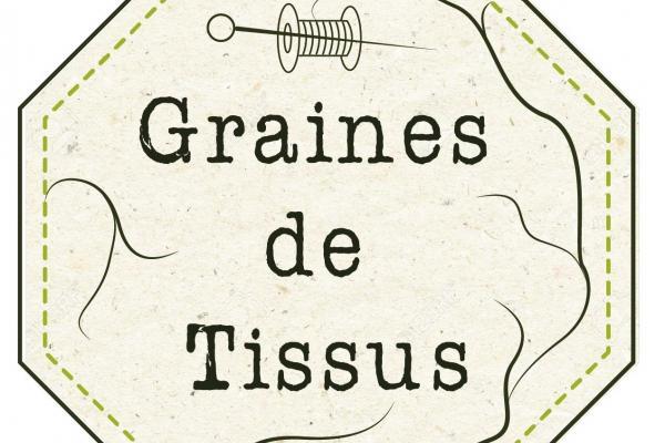 logo graines de tissus lamballe