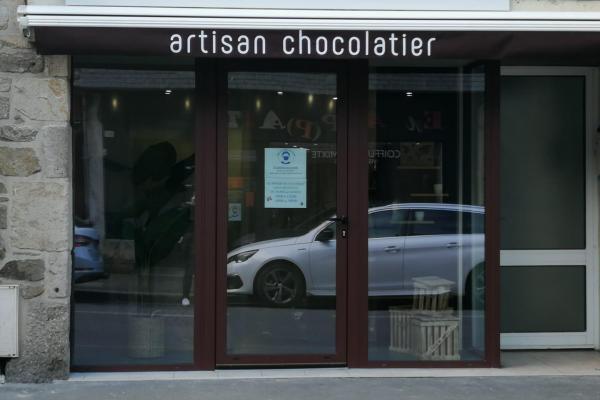 Au monde du chocolat rue du val lamballe armor