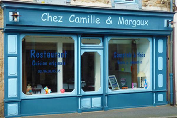 Devanture Camille et Margaux