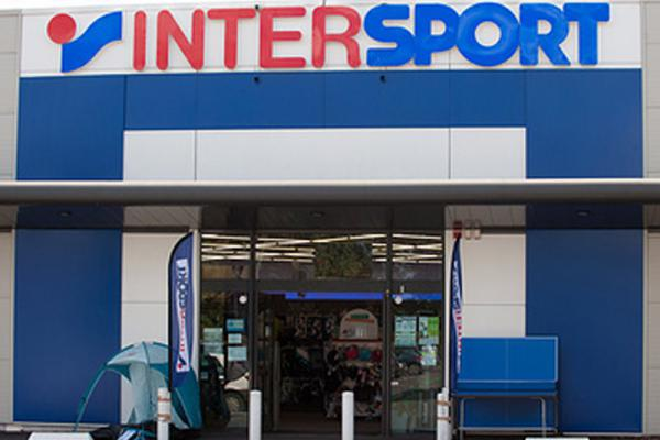 Devanture Intersport