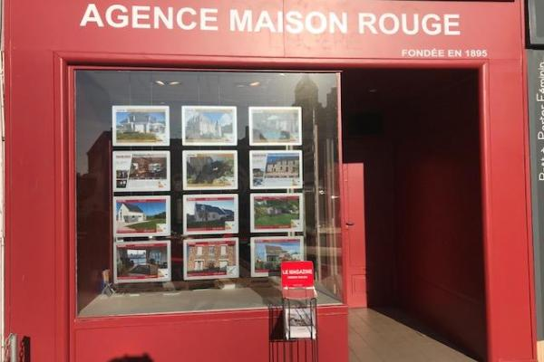 Agence Maison Rouge Lamballe