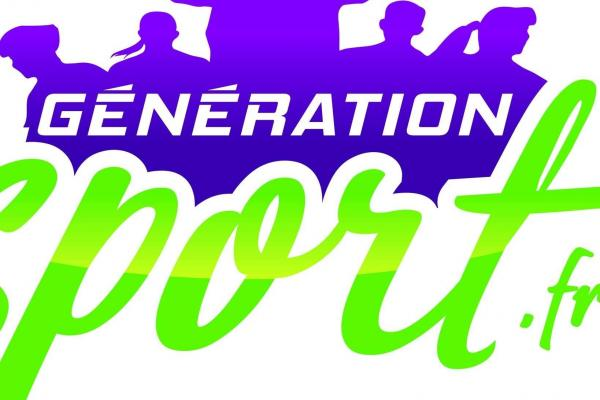 logo génération sport lamballe