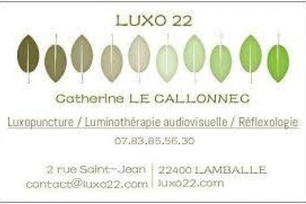 Luxopuncture Lamballe Luminothérapie Réflexologie Fleurs de bach