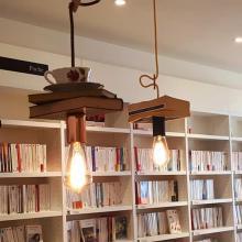 Intérieur librairie la cédille