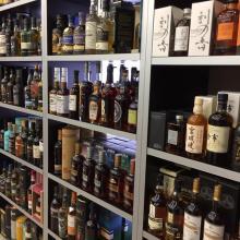 Whisky et saké Au Fil du Vin