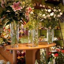 Oya Lamballe créations de bouquet de fleurs